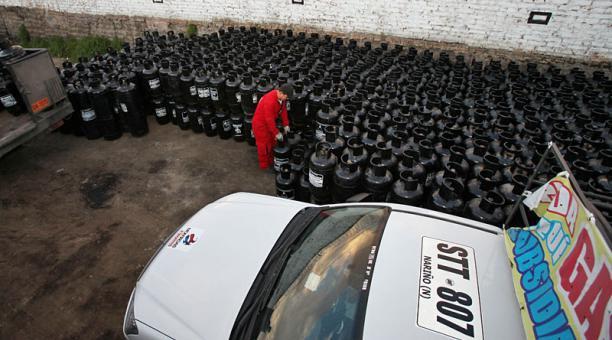 Ministerio de minas solvent desabastecimiento de gas for Ministerio de minas